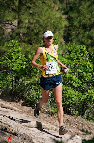 Close Competition at the Jemez Mountain Trail Races