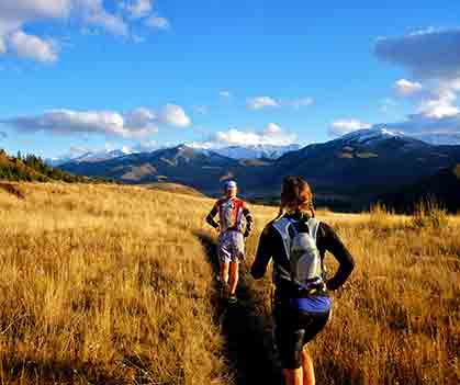 Tourism By Trail: Sun Valley, Idaho