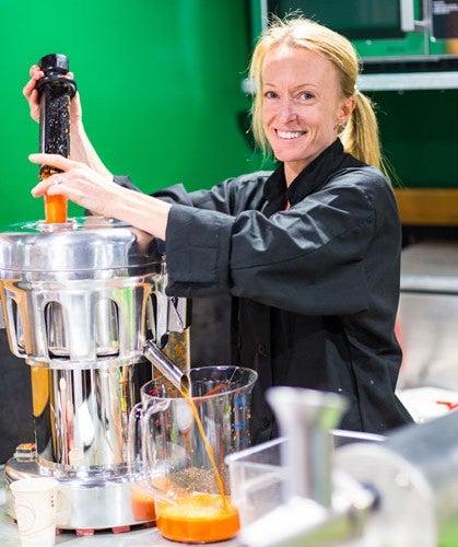 Deena Kastor's Juice Recipes