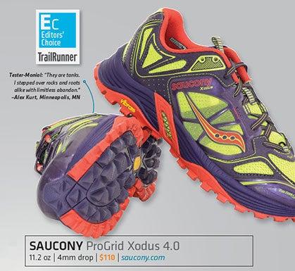 Saucony Progrid Xodus 4 0 Trail Running Shoe Fall 2018