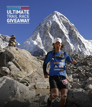 Winner of Our Mammut Ultimate Trail Race Contest