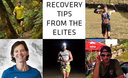 Recovery Tips from the Elites
