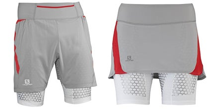 Salomon EXO S-Lab TwinSkin Shorts (Men's) and Skort (Women's) - Gear of the Year 2013