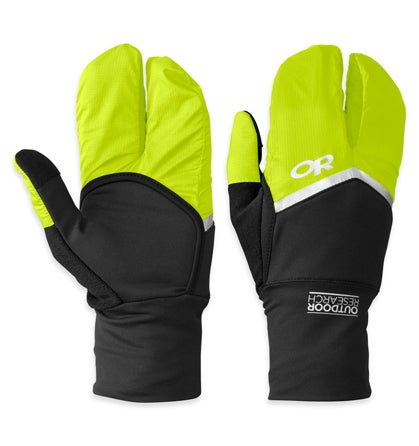 Outdoor Research Hot Pursuit Convertible Running Gloves (Winter 2013)