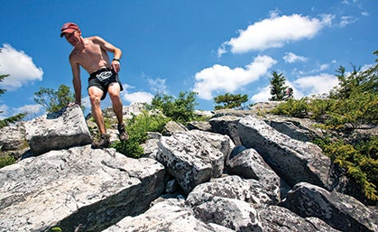 Discover New Trails, Win Swag and Make Friends!