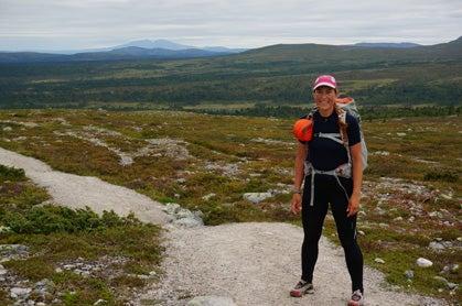 A 1,300-Km Solo Run Across Sweden
