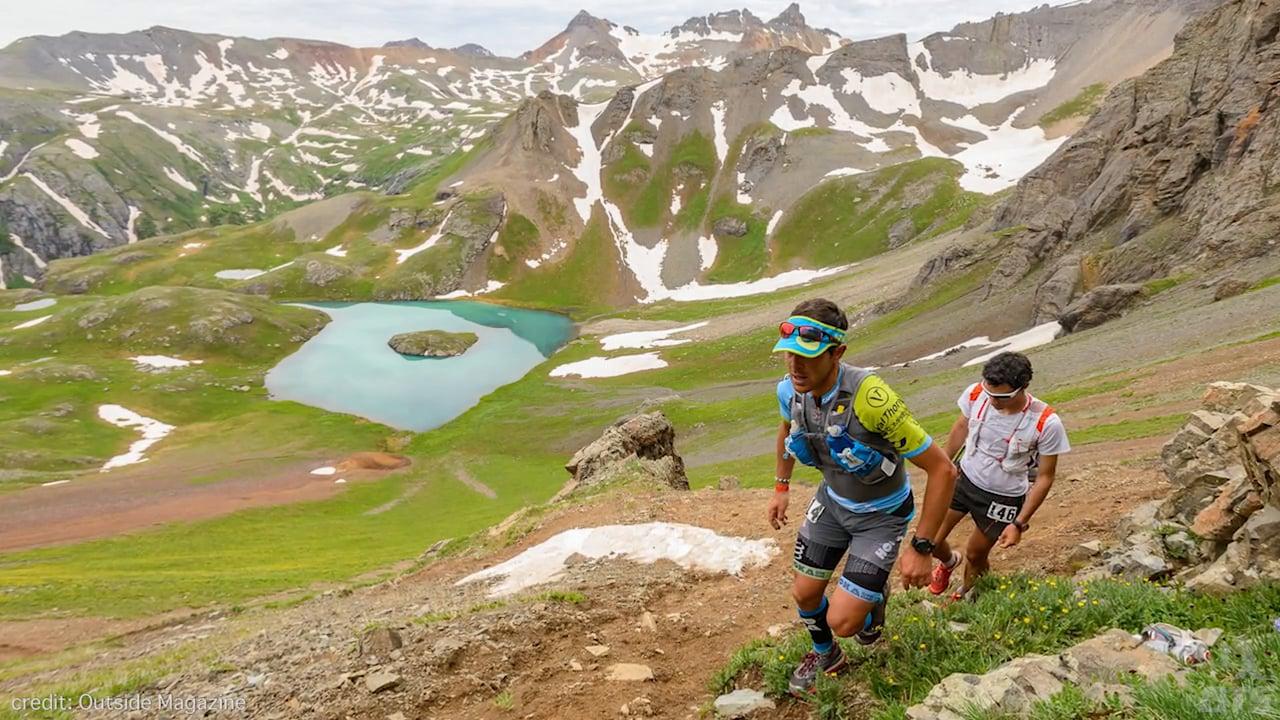 Video: 2014 Hardrock 100 Endurance Run