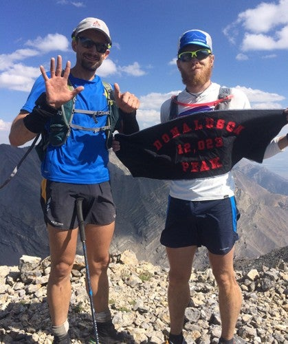 Nelson and Campbell set Idaho 12ers FKT