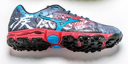 Mizuno Wave Hayate Trail-Running Shoe (Fall 2014)