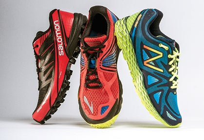 12 Fall Trail-Running Shoes Reviewed
