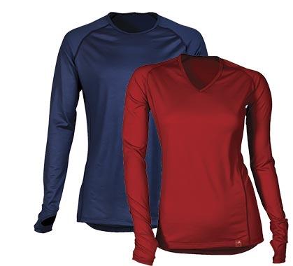 PEP Shevlin (Men's) and Milo (Women's) Merino Wool Shirt