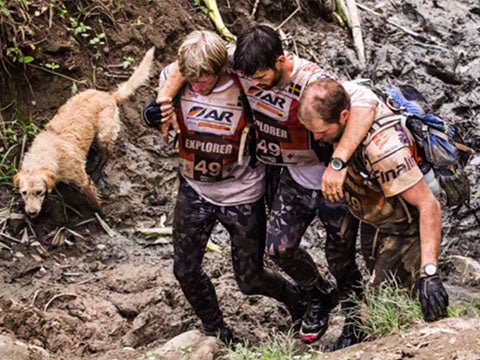 Video: Arthur the Adventure-Racing Dog