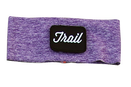 Orange Mud Challenge Headband