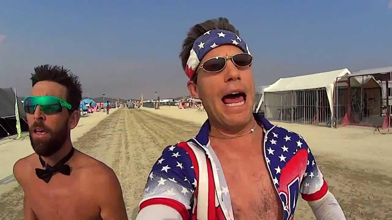 The Burning Man Ultramarathon (Video)