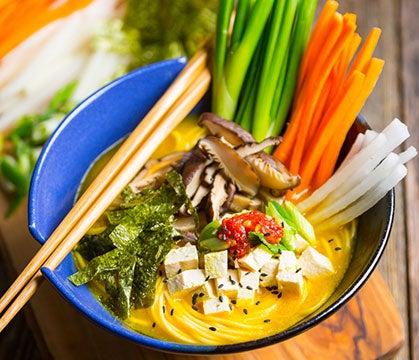 Recipe: Vegan Ramen