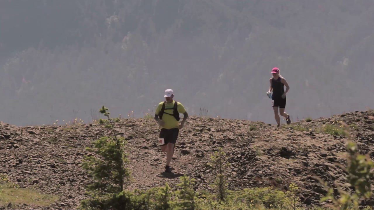 What Trail Running Looks Like (Video)