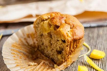 Recipe: Gluten-free Ginger Turmeric Muffins