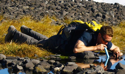 4 Portable Water Filters for Trail Running