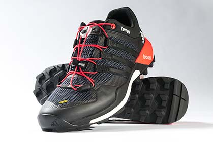 Adidas Terrex Boost Trail-Running Shoe (Spring 2015)