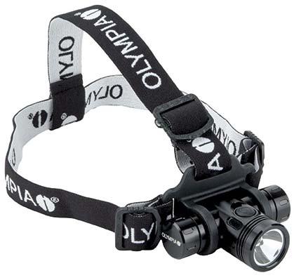 Olympia EX550 Headlamp