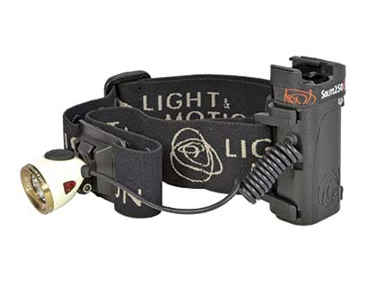 Light & Motion SoLite 250EX Headlamp