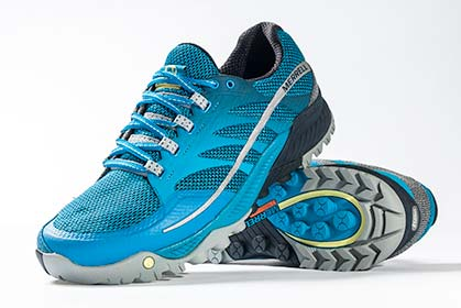 Merrell All Out Charge Trail-Running Shoe (Spring 2015)