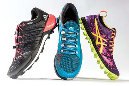 13 Spring Trail Shoes, Reviewed