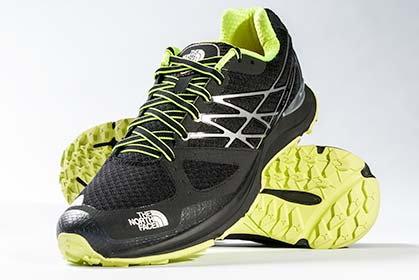 The North Face Ultra Cardiac Trail-Running Shoe (Spring 2015)