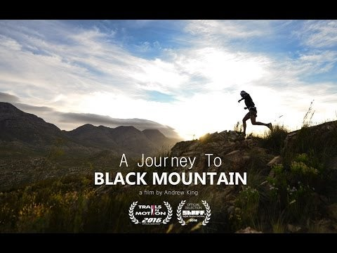 South Africa's Black Mountains by Foot (video)