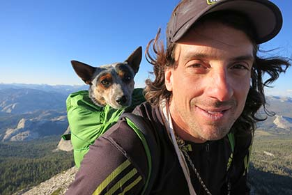 Dean Potter Killed in Wingsuit Accident in Yosemite