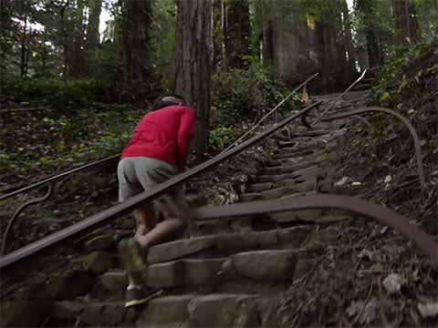 Video: A Runner's-Eye View of The Dipsea