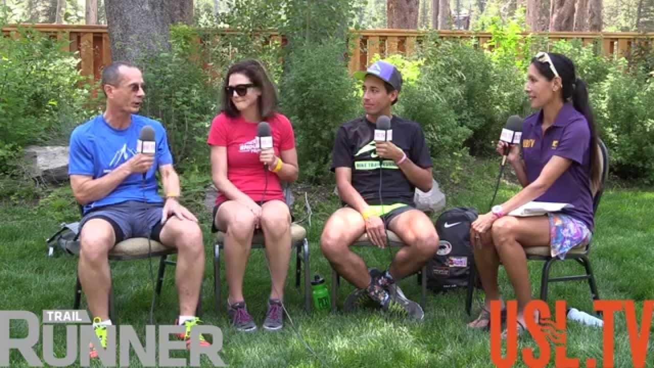 Top Runners Alex Varner, Nicole Studer Talk Western States