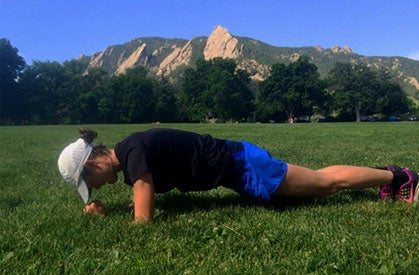 Build a Better Runner in 5 Minutes a Day