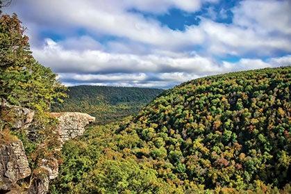 The Trail-Running Boomtowns of Northwest Arkansas