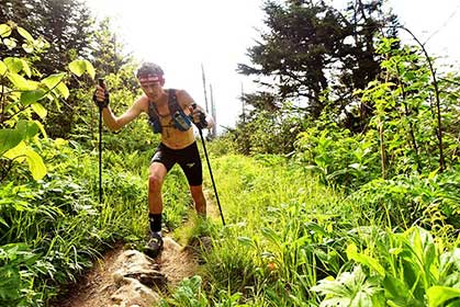 Scott Jurek Sets New Speed Record on Appalachian Trail