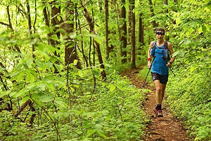 Scott Jurek on Pace to Break Appalachian Trail Speed Record