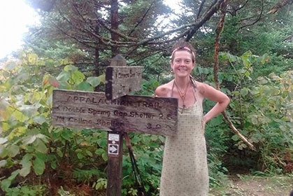 Thru-Hiker Sets New Unsupported Record for Appalachian Trail