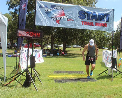 28 People Started the Hottest 100-Miler in Texas. One Finished.
