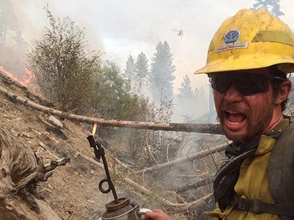 Western Wildfires Affect Local Trail-Running Communities