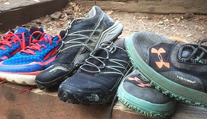 10 Fall Trail-Running Shoes, Reviewed