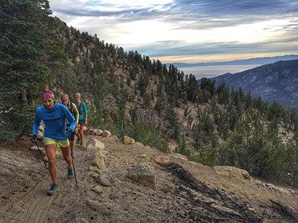 Krissy Moehl Breaks 48 Hours on Tahoe Rim Trail, Sets New FKT