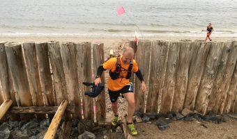 "Trophy Series Photo Contest Winner 9.21.17 - Jean-François Tapp - ""2017 Ultra Trail Gaspesia 100 - Beach Section"""