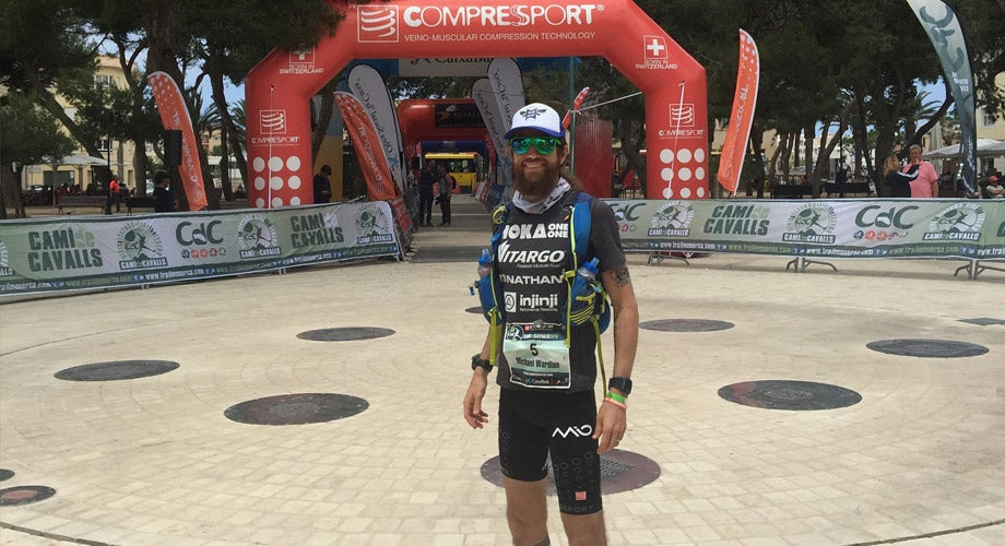 Mike Wardian Placed 4th at a 100-Miler, Then Ran a 1:18 Half One Day Later