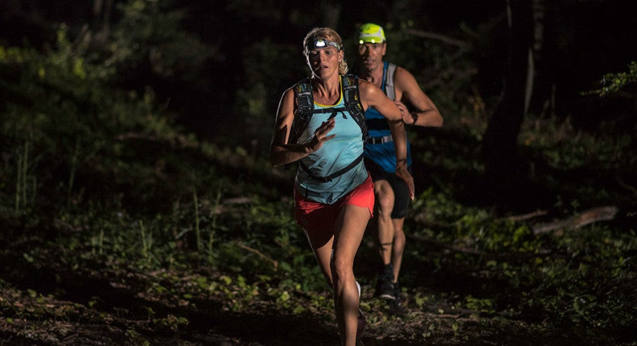 Running Through the Night? Here's What You'll Need (sponsored by Petzl)