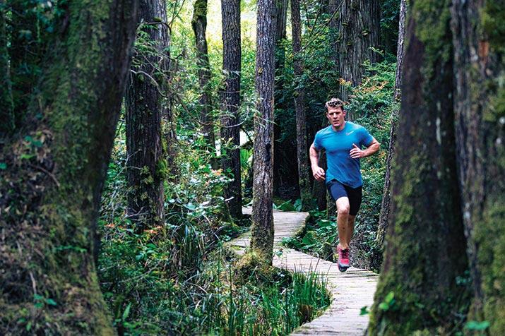 running olmpic national park