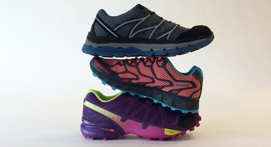 Shoe Reviews: Salomon Speedcross 4, Montrail Rogue FKT, Treksta Mega Wave