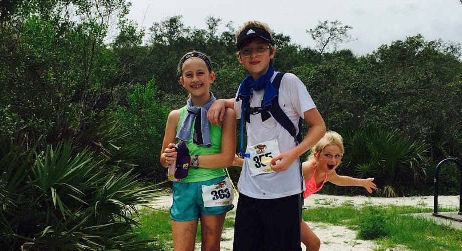 Meet Emma Radley, 11-Year-Old Ultrarunner