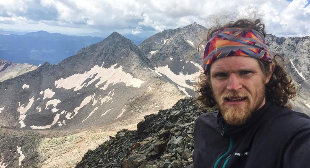 "Joe Grant Completes Self-Powered 31-Day ""Tour"" of Colorado's 14ers"