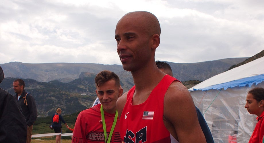 Joe Gray Leads U.S. Men to First World Mountain Running Gold