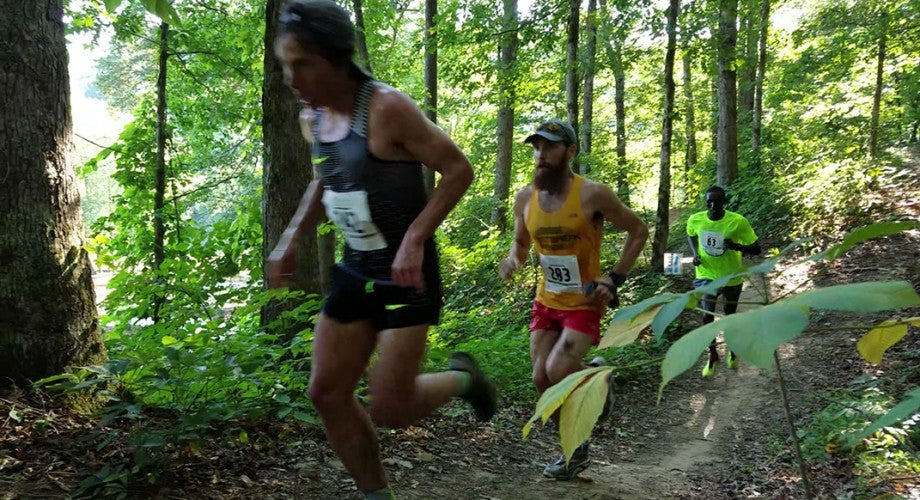 Racers Bring the Heat at a Humid Georgia Race